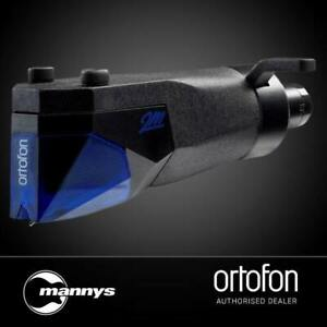 Ortofon 2M Blue PnP MkII Cartridge w/ Headshell (Single)