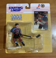 96 JOE SAKIC - Colorado Avalanche NHL Starting Lineup Figure