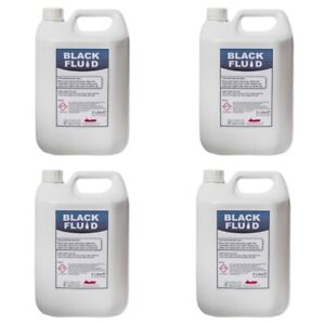 Black Fluid Outdoor Patio Cleaner/Fluid Very Strong Disinfectant 20 Litre