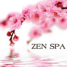 Zen Spa Music CD - Stress Relief Meditation Sleep Massage Relax Therapy Healing