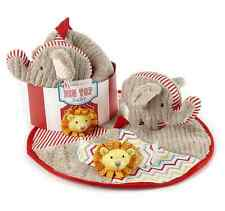 New Baby Aspen 3 Piece Baby Gift Set, Big Top Baby