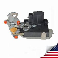 931-318 / 15110643 Fits Chevrolet Silverado Front Driver Left Door Lock Actuator