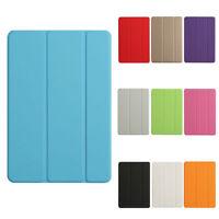 "PU Leather Smart Cover Case Stand Sleep/Wake For iPad Mini Air 2 iPad 9.7"" 2018"