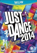 Just Dance 2014 (Nintendo Wii U, 2013) Complete