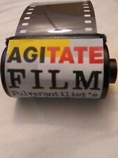 3 ROLLS AGITATE FILM PULVERANTILISTS CHOICE NO.1
