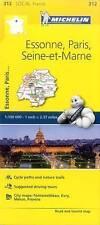 Essonne, Paris, Seine-et-Marne, France Local Map 312 by Michelin Travel...