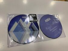 """ABBA PICTURE DISC 7""""  VOULEZ VOUS EXTEND DANCE REMIX / IF IT WASNT FO THE NIGHTS"""