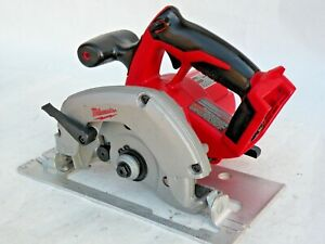 """Milwaukee 2630-20 M18 6-1/2"""" Circular Saw MINT Condition Fully Tested"""