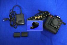 Nikon D7200 24.2MP DSLR 99k shutter w/18-55mm DX VR II lens -Excellent Condition