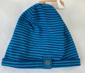 Outdoor Research Women Mikala Beanie Hat Baltic Typhoon Blue/Turquois NWT
