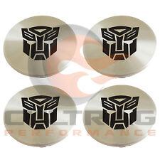 2010-2015 Camaro Genuine GM Transformers Edition Center Cap Set 19213573