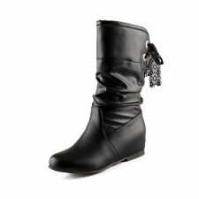 "Unbranded Flat 0 to 1/2"" Women's Boots"