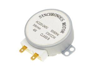 Drehteller Motor Synchronmotor 49TYZ-A2 220-240V für Mikrowelle