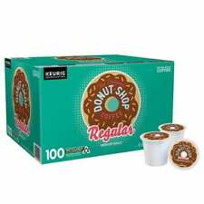Keurig The Original Donut Shop Regular Medium Roast Coffee K-Cup Pod - 100 Count