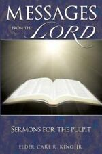 Messages from the Lord by Carl King (2013, Paperback)
