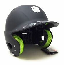 Nike Breakout 2.0 Baseball Helmet Black Stealth Volt Brand New One Size NEW