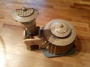 LEGO Star Wars KONVOLUT Jabbas Palace + Rancor Pit 9516 + 75005 L E S E N !!