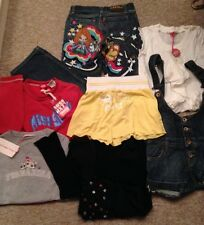 Fabulous Girls Bundle Age 8 items x7 shorts Trouser tops New