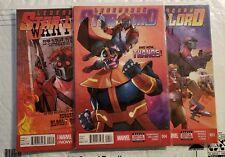 Legendary Star Lord (Marvel) #2A 3A 4A lot of three 1st prints 2014 NM