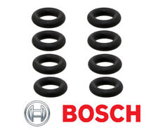BOSCH 8x O Ring /Seals for Audi, Seat Skoda, VW, BMW, Ford, Mercedes, Citr-Peug