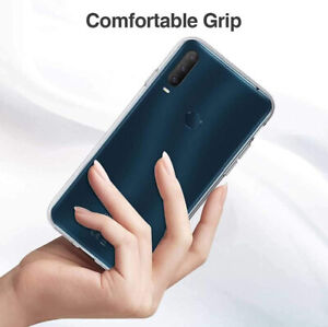 For Alcatel 1SE 2020 Case Shockproof Ultra-thin Clear Soft TPU Silicone Cover