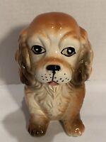 Vintage Inarco Puppy Dog Planter Japan