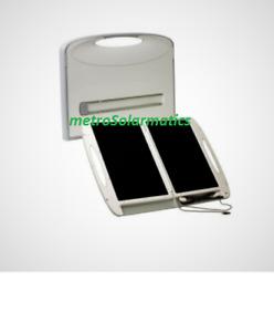 SOLAR BRIEFCASE PANEL 13W/4.7MM INPUT JACK FOR GOAL ZERO POWER PACKS