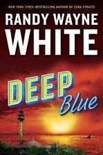 Deep Blue (A Doc Ford Novel)  (ExLib)
