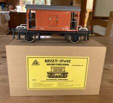 More details for bassett lowke o gauge 20 ton break van british railways rolling stock
