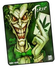 The Original Toker Joker With His 420 Marijuana Card Fleece Blanket 60x46