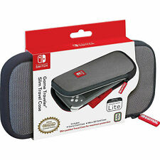 Nintendo Switch Lite Game Traveler Slim Travel Case (Gray)  New