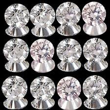 0,60Ct Runde Form 100% Snatcher weißer Diamant Set mit kostenlosem Zertifikat