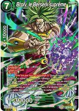Dragon Ball Super Broly, le Berserk supreme BT6-074 SR VF