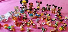 Vintage Huge Lot Mickey Mouse Minnie and Other Disney,  PVC  Figures fast food