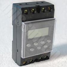 Nuevo ZYT16G-3a Multi Canal programa/interruptor automático Temporizador Programable 220V