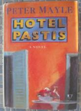 Hotel Pastis By PETER MAYLE. 9780241130858