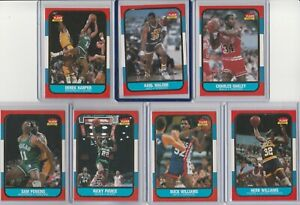 90'S INSERTS LOT (7/10) 1996-97 FLEER ULTRA DECADE OF EXCELLENCE 1:100 PACKS!