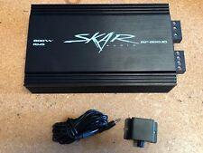 REFURBISHED SKAR AUDIO RP-800.1D 1200 WATT MAX POWER CLASS D MONO SUB AMPLIFIER