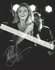 Samantha Fish - Signed 8x10 Original concert photo Pose #1