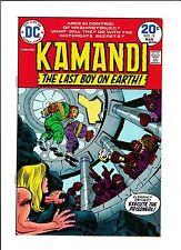 "KAMANDI #15  [1974 VG+]  ""APES IN CONTROL OF WASHINGTON DC?"""