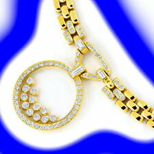 Chopard natürliche Echtschmuck-Halsketten & -Anhänger