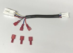 F1 Rear Fog Light Plug & Play Harness For 15-21 Subaru WRX STI Rear Brake light