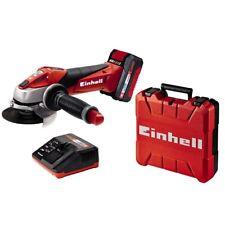 Smerigliatrice angolare a batteria Einhell 4431119 18V TC-AG 18/115 Li - Rotex