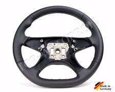 Mercedes w204 s204 Volant Sport Volant Volant en cuir NOUVEAU réfèrent aplatie