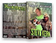 Steve Keirn Shoot Interview DVD, WWE Skinner FCW Florida Championship Wrestling