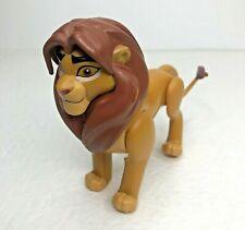 "Disney Lion King Adult Simba Pride Rock Toy Figure 6"""