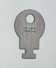 Replica REPLACEMENT KEY for DURO Coin Banks Rocket Atomic Strato Wild West