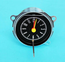 NEW! 1967 - 1968 Ford Mustang Instrument dash Bezel Clock Galaxie, Shelby