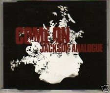 (H894) Jackson Analogue, Come On - DJ CD