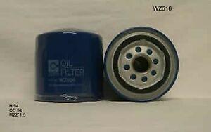 Wesfil Oil Filter WZ516 fits Ford Mustang 4.6 V8 (Gen IV)